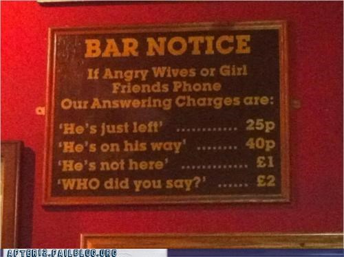 bar excuses relationships - 4802354176