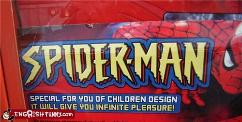 happy Spider-Man toy - 4802509824