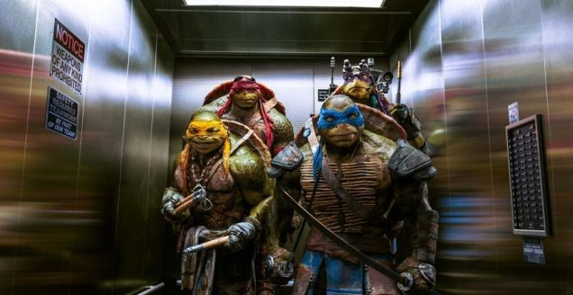 april oneil teenage mutant ninja turtles megan fox shredder rocksteady bebop
