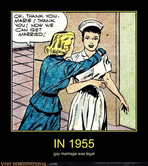 1955 comics hilarious marriage wtf - 4802801664