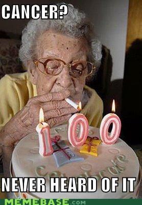 birthday cancer granny hipster hipster-disney-friends smoking - 4802923776