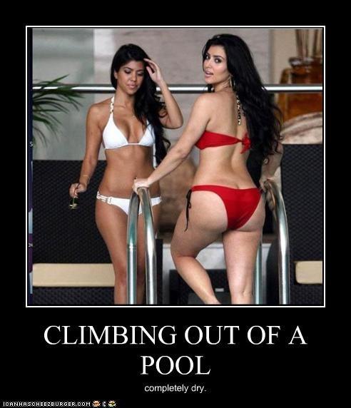 celeb demotivational funny kim kardashian kourtney kardashian sexy - 4803156736