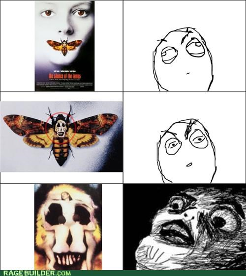 movies Rage Comics silence of the lambs that looks naughty - 4803470080