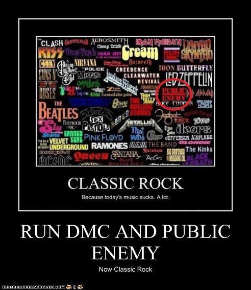 RUN DMC AND PUBLIC ENEMY Now Classic Rock