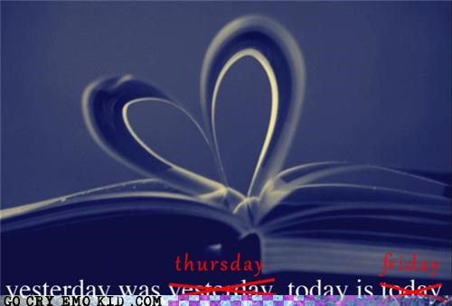 book,FRIDAY,hipsterlulz,horrible,Music,Rebecca Black