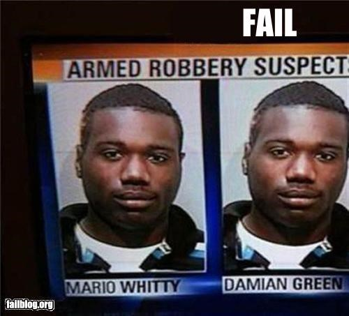 failboat g rated mugshot news racist screenshot twins - 4805146624