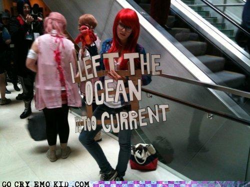 costume,hipsterlulz,IRL,ocean