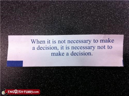 decision,fortune,fortune cookie