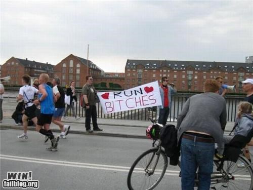 banners,clever,marathon,motivation,running,sports