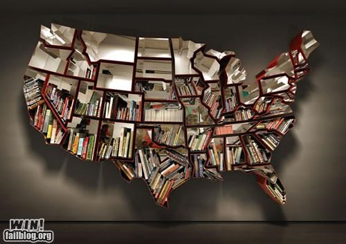 american,book,book shelf,design,furniture
