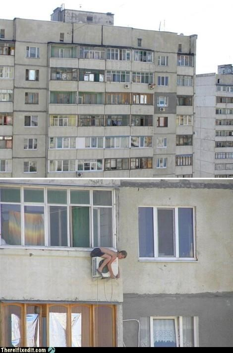 ac,dangerous,heights,russia,safety first