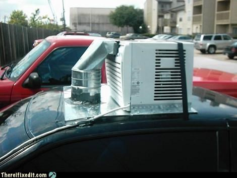 ac,air conditioner,cars,driving,dual use,safety first