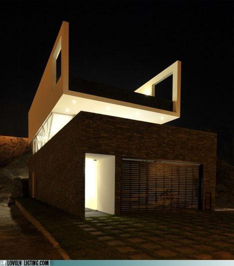 dumptruck,house,modern
