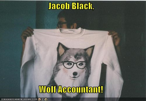 accountant jacob black twilight weird kid wolf - 4806029568