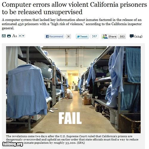 california computers failboat g rated politics prison prison break Probably bad News technology - 4806192640