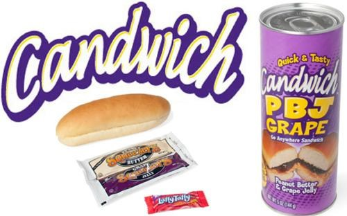 Candwich,RIP Society,Sandwich In A Can