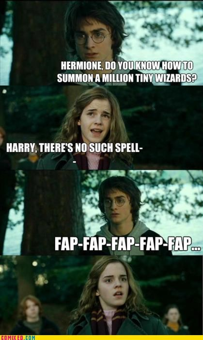fap,Harry Potter,hermione