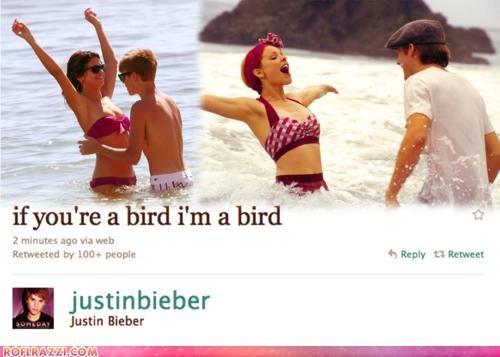 actor celeb funny justin bieber Music rachel mcadams Ryan Gosling Selena Gomez twitter - 4806487040