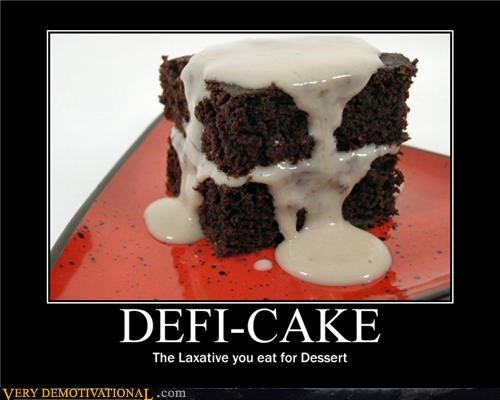 cake,defecate,hilarious,laxative,poop