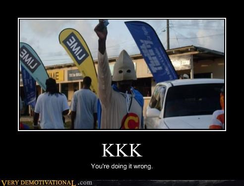 costume,hilarious,kkk,wrong,wtf