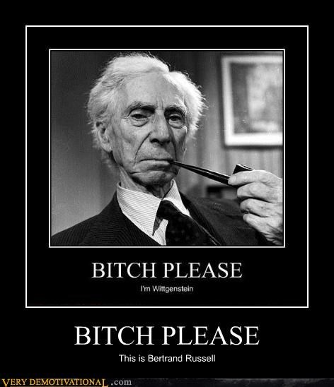 bertrand russell,hilarious,wrong person