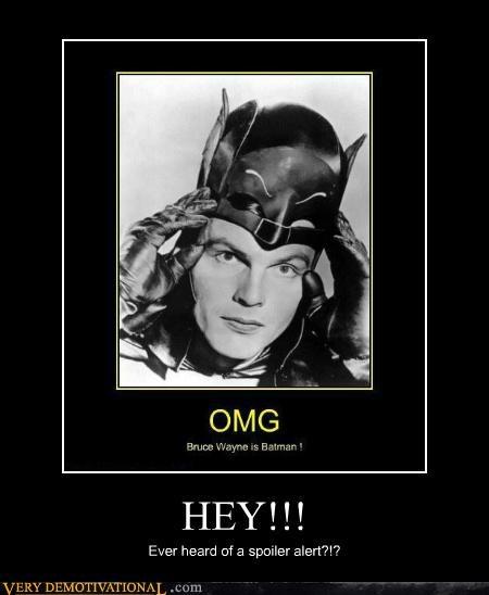 batman bruce wayne Hey hilarious spoiler - 4810178816