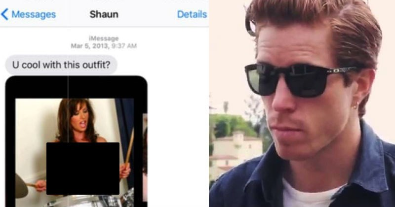 Shaun White is getting called out on Twitter after sexual harassment allegations surface following his gold medal win at Winter Olympics 2018.