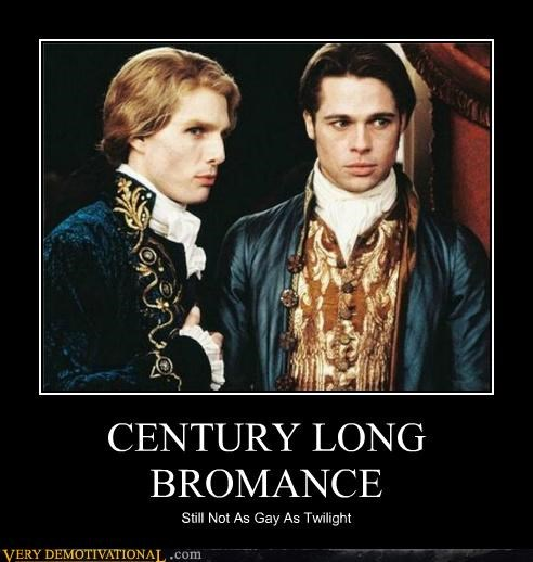 bromance hilarious interview with the vampir interview with the vampire Movie twilight - 4811371520
