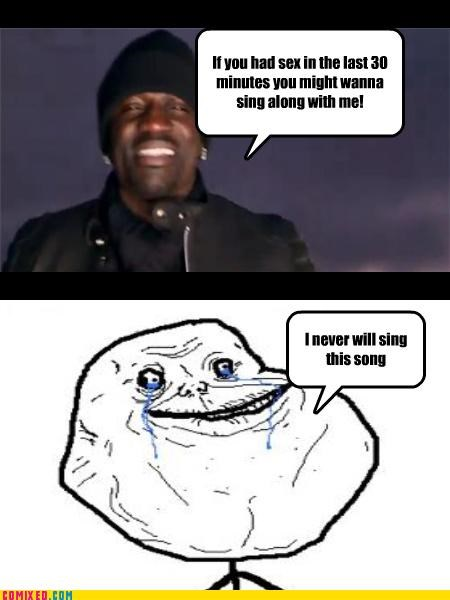 akon forever alone Lonely Island TV - 4811408896