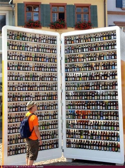 booze fridge variety wtf - 4812355328