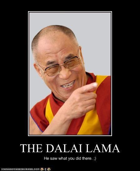 Dalai Lama political pictures - 4812689920