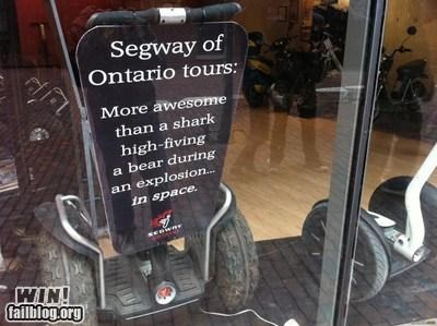 ads oh canada segway tours - 4812731392