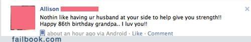 anniversary husband Grandpa - 4812818688