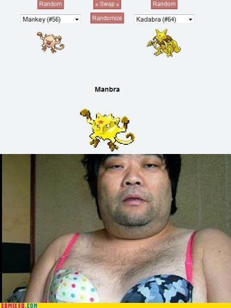 chest hair crossdress Pokémon the internets - 4812991232