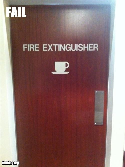 confusing england failboat fire extinguisher g rated oddly specific signs tea