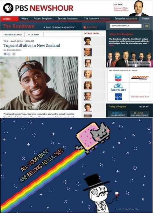For Teh Lulz Lulz Security lulzsec PBS Hack Tupac Lives wikileaks - 4814932224