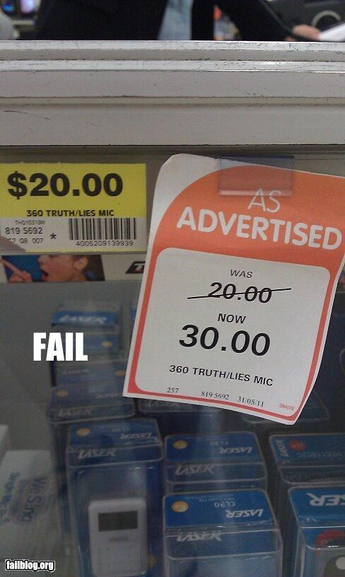 failboat,g rated,money,price,Professional At Work,retail,sale,sale fail