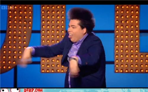 British Celebriderp comedian Michael McIntyre stand up - 4814983424