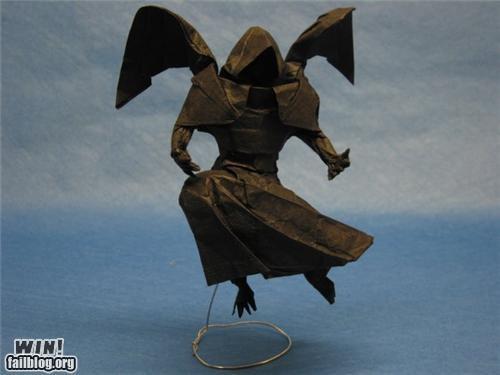 art Badass neat origami paper - 4815214336