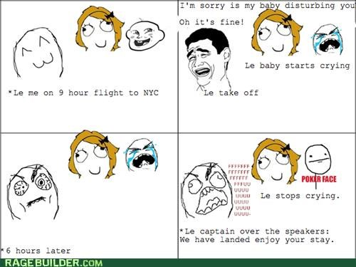 annoying,Babies,flying,Rage Comics