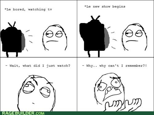 bored,Rage Comics,television,TV
