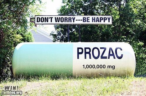 advertisement prozac tank - 4816357888