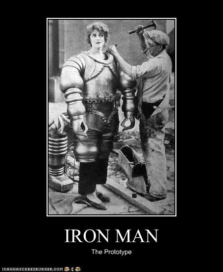 IRON MAN The Prototype
