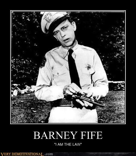 barney fife hilarious law - 4817353984