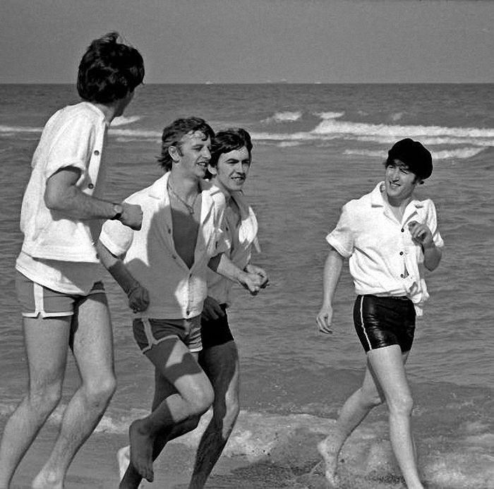 the Beatles rare photos - 4817669