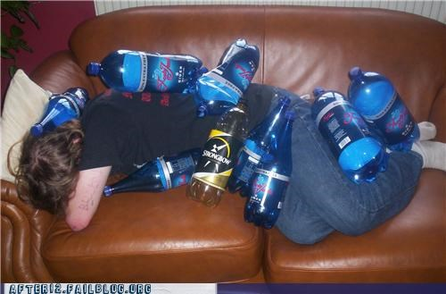 passed out strongbow two liter bottles - 4818015232