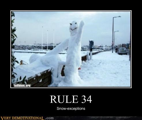 hilarious Rule 34 sexy times snow - 4818099200