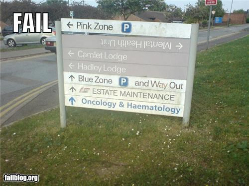 failboat,g rated,hospital,mean,prank,signs,upside down
