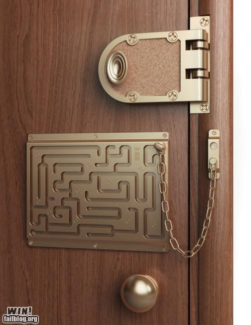 awesome lock maze safety security - 4819352064
