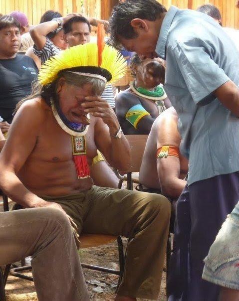 Belo Monte Dam,Chief Raoni,Kayapo